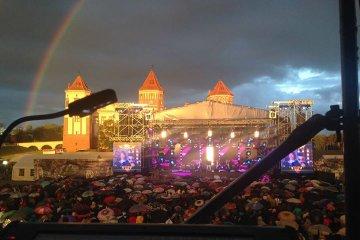 Музыкальные вечера в Мирском замке 2014