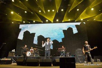 Тур рок-группы Океан Ельзи по городам Беларуси