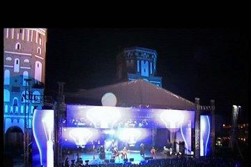 Музыкальные вечера в Мирском замке 2009