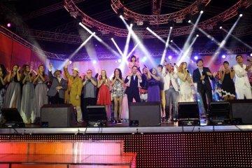 Музыкальные вечера в Мирском замке 2012
