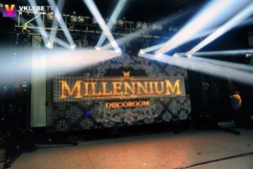 Открытие клуба-казино Millenium