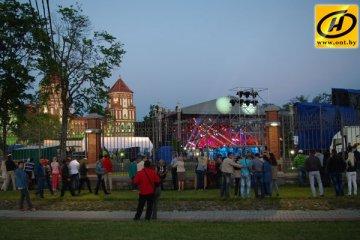 Музыкальные вечера в Мирском замке 2013