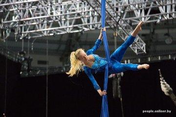 Cirque du Soleil — Dralion.