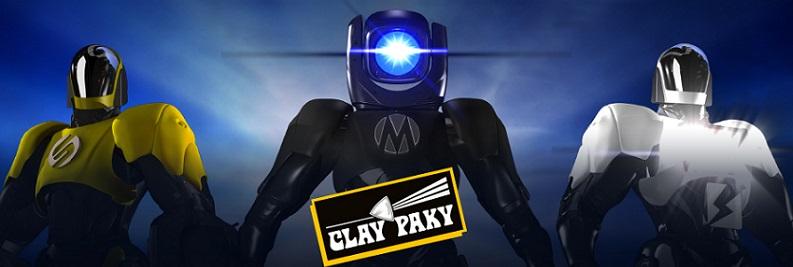 Новые приборы Clay Paky!