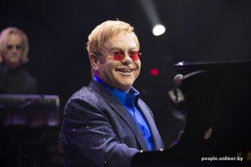 Sir Elton John 2014