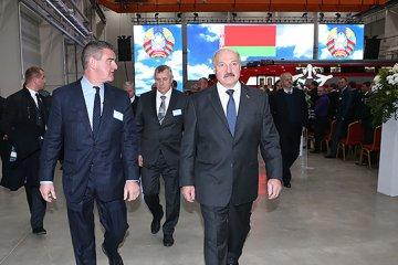 Открытие завода Stadler в Фаниполе