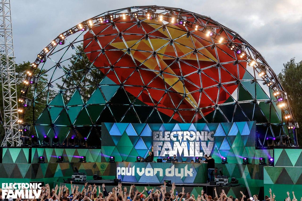 ELECTRONIC FAMILY TALLINN