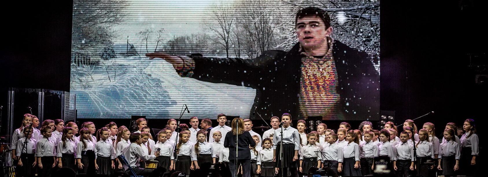 Как белорусы сходили с ума в «Минск-Арене» под песни из культового «Брата-2»