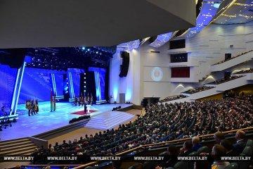 Торжественное собрание и праздничный концерт, посвященные 100-летию белорусской милиции