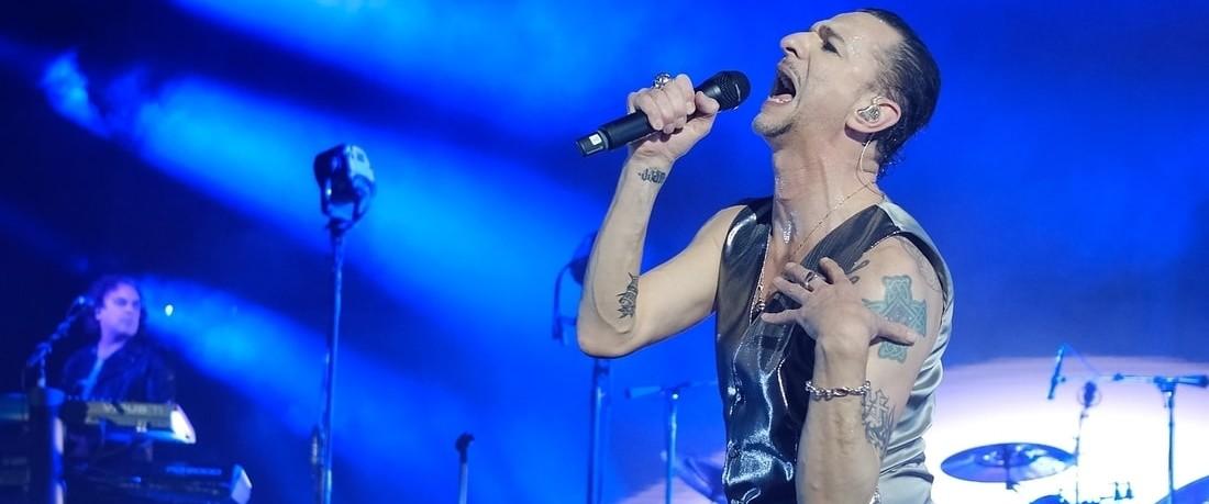 Depeche Mode — Минск-Арена