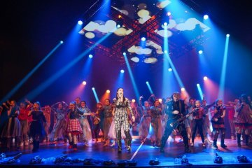 Mix Style юбилейный концерт «Наш путь»