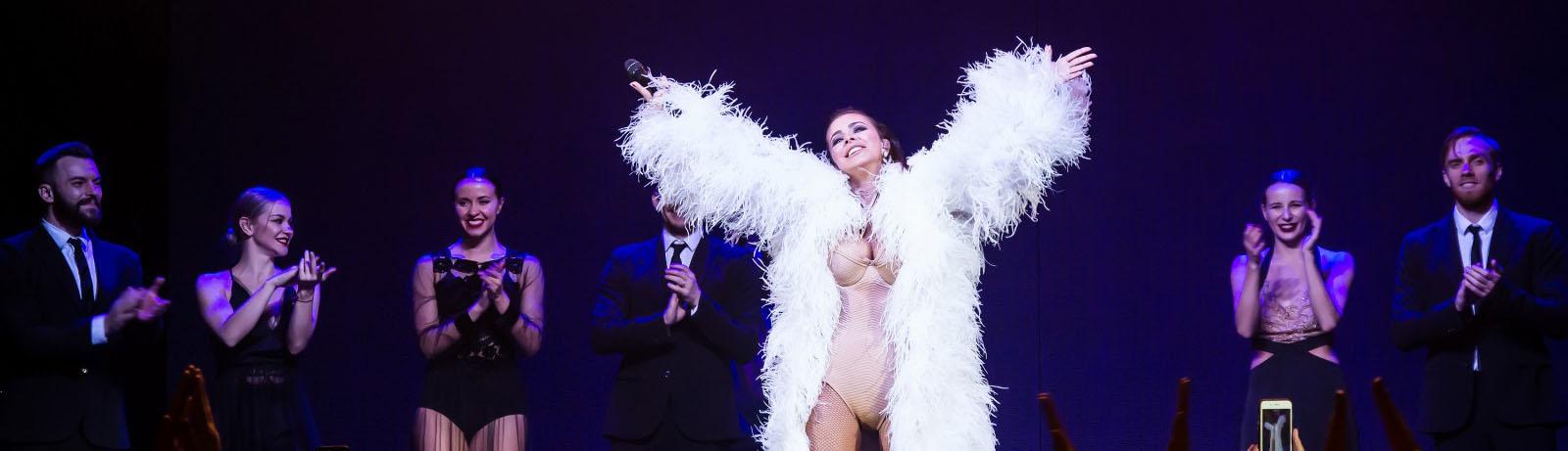 Тур шоу «DIVA» Ани Лорак в Германии.