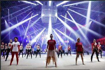Спортивно-театрализованное шоу «Легенды Спорта».