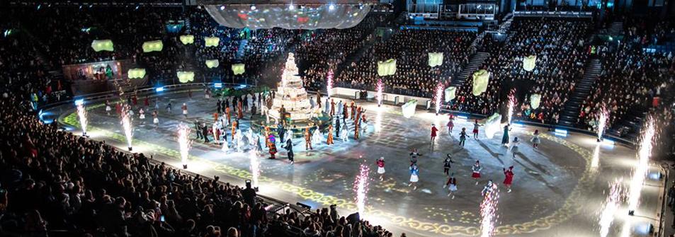 Главная елка Нового года 2020 Республики Татарстан.