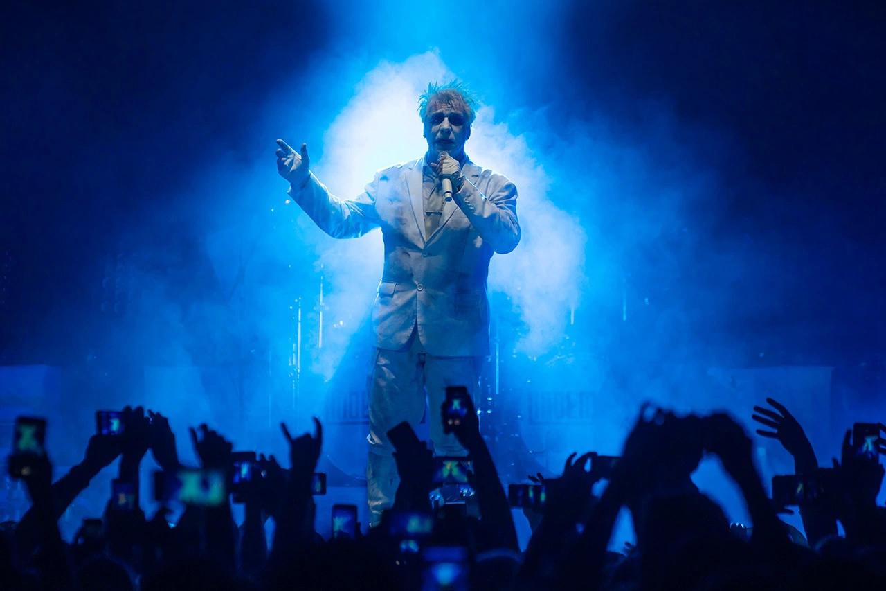 Lindemann!