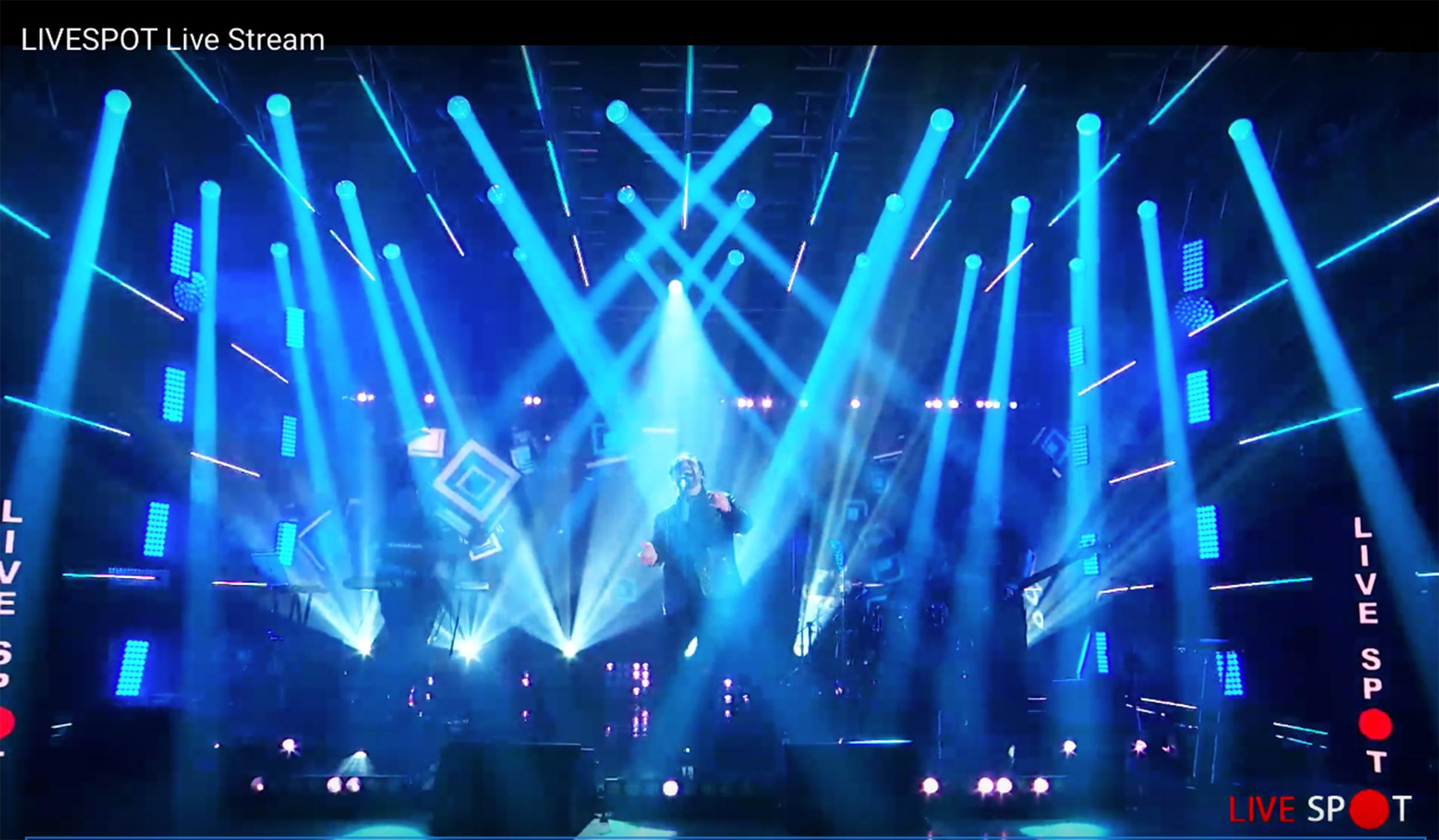 LIVESPOT Live Stream. Gabriel Kupatadze.